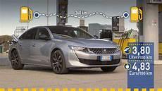 Ab Wieviel Km Diesel - tats 228 chlicher verbrauch peugeot 508 1 5 bluehdi im test