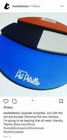 Drumeo P4 Practice Pad Designed By Pat Petrillo