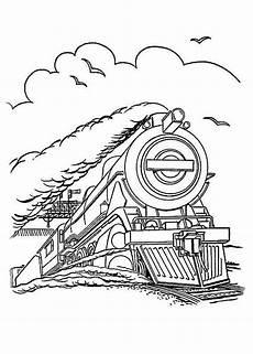 ausmalbilder malvorlagen lokomotive kostenlos zum