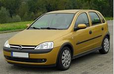 opel corsa car technical data car specifications vehicle