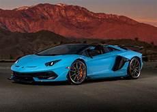 2020 lamborghini aventador svj roadster first kelley blue book