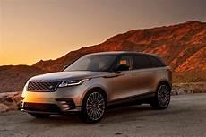 2018 Range Rover Velar It Cloaks A Diesel Option In An