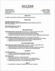 7 engineering student resume sle penn working papers