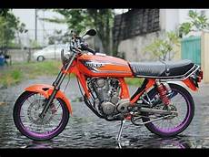 Gl Modif Cb by Gl 100 Modif Jadi Cb Indonesia Gas Luurrrr