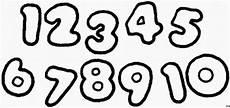 Malvorlagen Zahlen Gratis Zahlen 1 10 10 Ausmalbild Malvorlage Verschiedenes