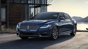 2017 Lincoln Continental Black Label Edition  Top Speed