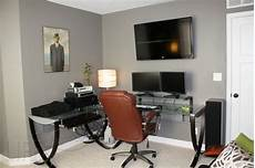 green and grey home office modern home office other