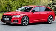 2019 Audi S6 Avant Tdi Fast And Station Wagon