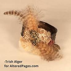 modena soft cuff bracelet by trish alger of altered pages act 205 va products