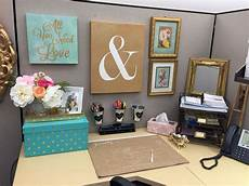 Cubicle Decorations by Cubicle Decor Organization In 2019 Office Space Decor
