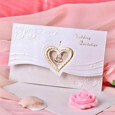 Wedding Invitation Cards style tri fold invitation cards set of 50