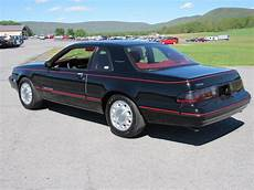manual cars for sale 1988 ford thunderbird electronic valve timing 1988 ford thunderbird turbo coupe for sale classiccars com cc 984309