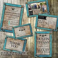 rustic wedding invitation and stationery rustic