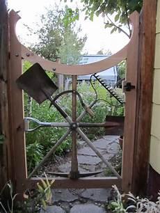 gartentor selber bauen diy anleitung und 45 einzigartige