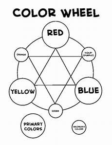 primary colors printable worksheets 12993 basic color wheel by alisa petersen teachers pay teachers