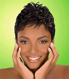black african american short hairstyles hairstyle for