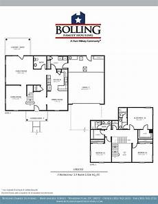 eglin afb housing floor plans military housing bolling family housing oriole