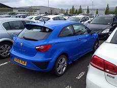 2009 Seat Ibiza Sport Limited Edition Colour
