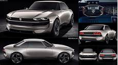 Peugeot E Legend Concept 2018 Pictures Information