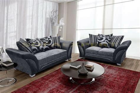Brand New Shannon Fabric/velvet Sofas At A