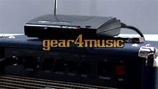 Wireless Guitar System By Gear4music