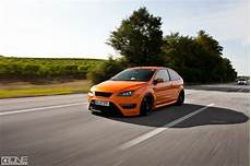 Ford Focus St Mk2 Electric Orange Ford Focus St Tuning