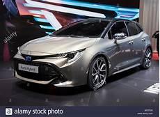 Geneve Suisse 6 Mars 2018 2018 Nouvelle Toyota Auris