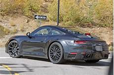 2019 porsche 911 new shows 992 4s at the