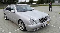 Mercedes W 210 Brabus 5 8 4matic