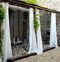 Vorhänge Für Den Außenbereich - vorhang als raumtrenner verwenden kluge wohnideen