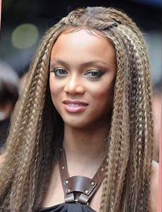 Black Hairstyles With Crimped Hair