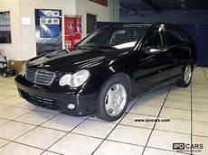 2004 mercedes c 200 cdi dpf facelift 2004 car photo