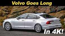 volvo s90 t8 2018 volvo s90 t8 review comparison in 4k