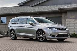 2020 Chrysler Pacifica And Hybrid Get Big Updates