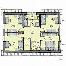 grundriss haus 3 kinderzimmer einfamilienhaus guenstig bauen lindenallee dominante