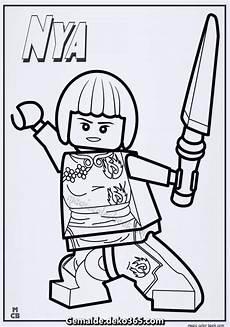 Lego Ninjago Bilder Zum Ausdrucken Ausmalbilder Ninjago Lego Nya Bilder