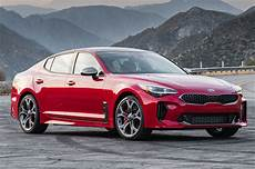 2018 Kia Stinger Gt 3 3t Rwd One Week Review Automobile