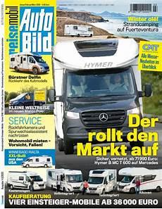 Auto Bild Reisemobil Zeitschrift Als Epaper Im Ikiosk Lesen