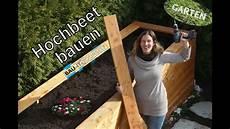 Hochbeet Selber Bauen Garten Anlegen Diy Holz Hochbeet