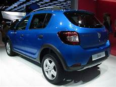 File Dacia Sandero Stepway Ii Rear Quarter Jpg