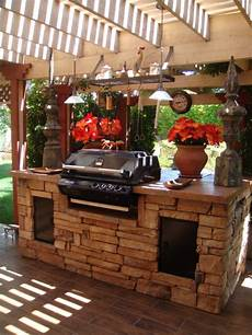 cool outdoor kitchens 95 cool outdoor kitchen designs digsdigs
