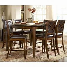 solid wood bar height tables counter table bar height dining room table liversal com