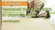 fermacell trockenestrich inkl akkustikd 228 mmung in
