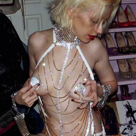Lana Condor Topless