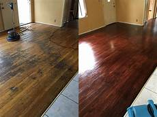 Floor Before And After by Before After Mannix Floor Care Carpet Floor And