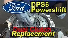 ford dps6 powershift transmission slipping shudder