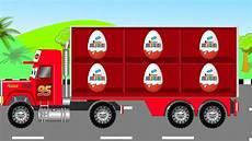 Mobil Truk Mcqueen Kartun Animasi Belajar Warna Untuk Anak