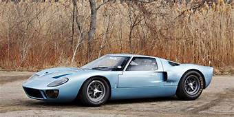 This Stunning Ford GT40 Road Car Will Be Auctioned Next Month