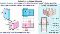 surface area of cubes and cuboids mr mathematics com
