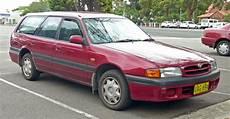 Mazda 626 Kombi - file 1995 mazda 626 gv series 4 station wagon 2006 12